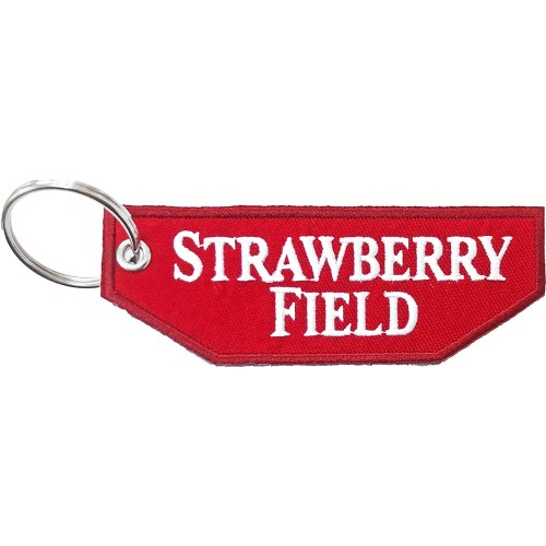 Breloc Road Sign Strawberry Field