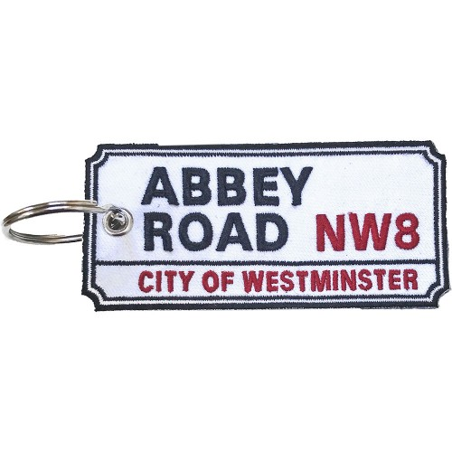 Breloc Road Sign Abbey Road, NW London Sign
