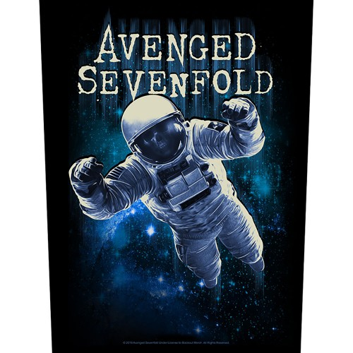 Back Patch Avenged Sevenfold Astronaut