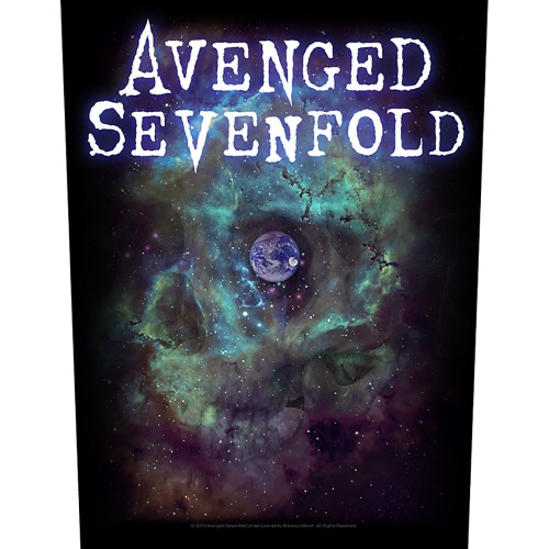 Back Patch Avenged Sevenfold Nebula