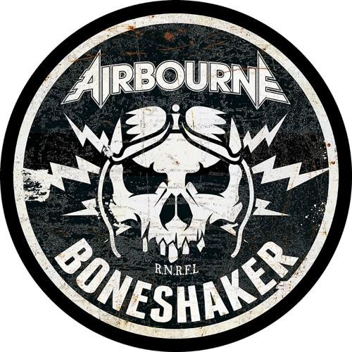 Back Patch Airbourne Boneshaker