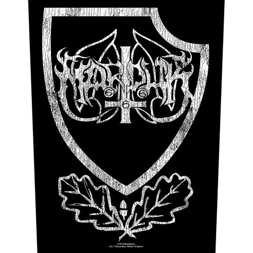Back Patch Marduk Panzer Crest