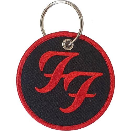 Breloc Foo Fighters Circle Logo