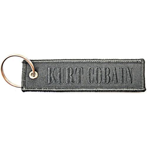 Breloc Kurt Cobain Logo