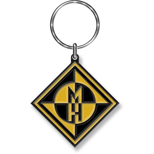 Breloc Machine Head Diamond Logo