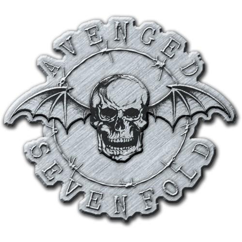 Insignă Avenged Sevenfold Death Bat