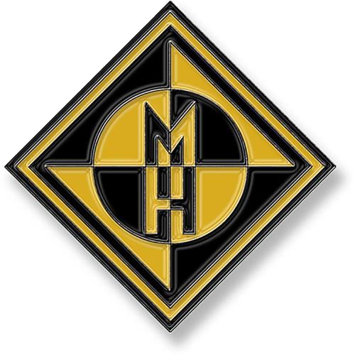 Insignă Machine Head Diamond Logo