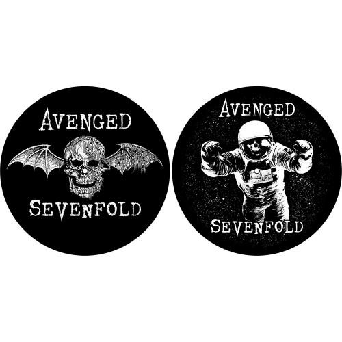 Set Slipmaturi Avenged Sevenfold Death Bat / Astronaut