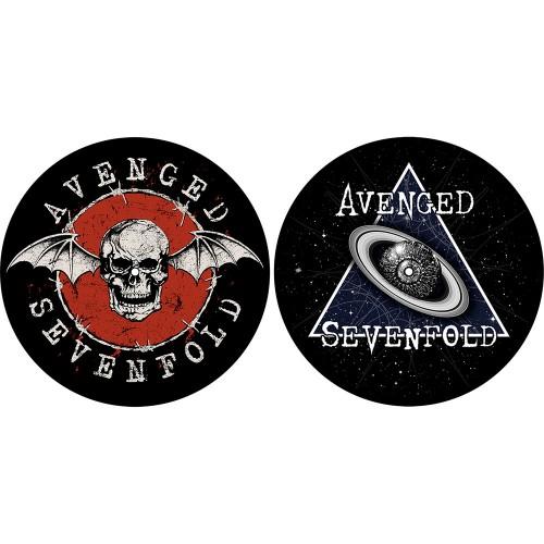Set Slipmaturi Avenged Sevenfold Skull / Space