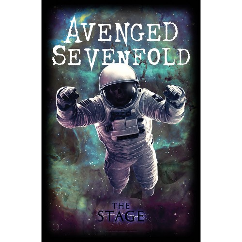 Poster Textil Avenged Sevenfold The Stage