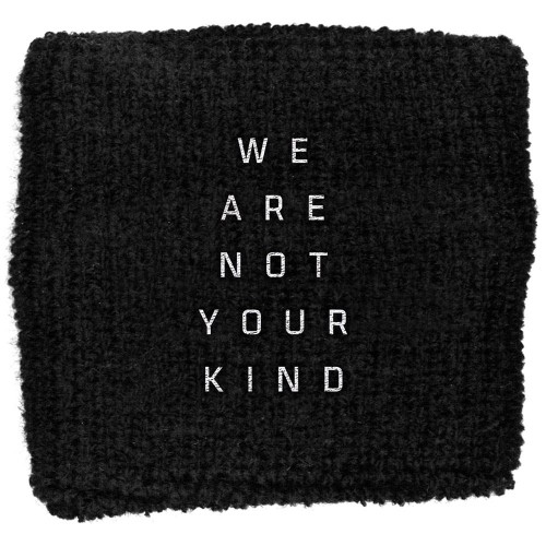 Sweatband Slipknot We Are Not Your Kind
