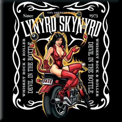 Magnet Lynyrd Skynyrd Devil In The Bottle