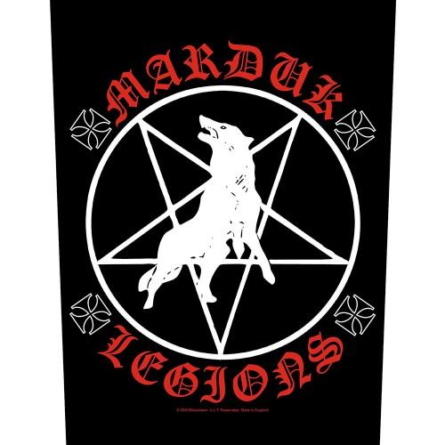 Back Patch Marduk Marduk Legions