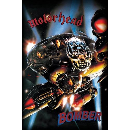 Poster Textil Motorhead Bomber
