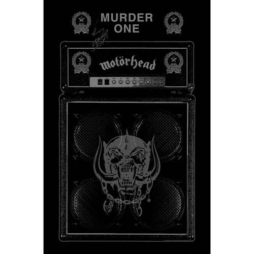 Poster Textil Motorhead Murder One