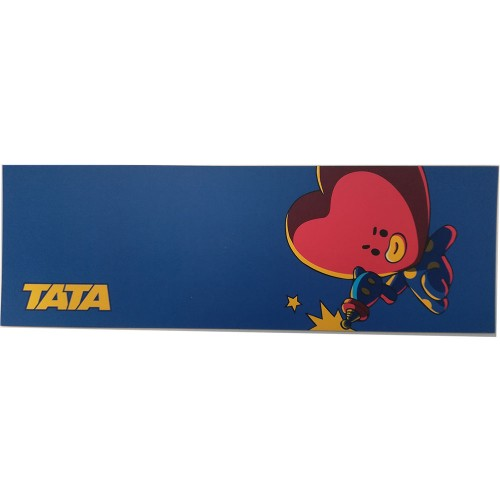 Banner BT21 Tata