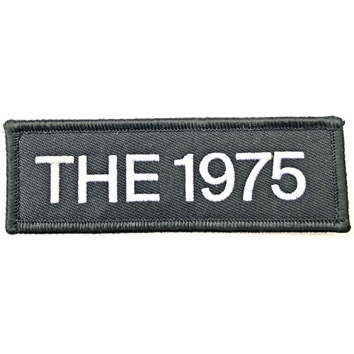 Patch The 1975 Logo