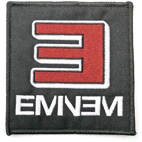 Patch Eminem Reversed E Logo