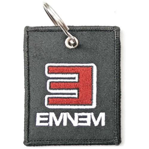 Breloc Eminem Reversed E Logo