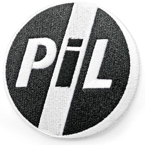 Patch PIL (Public Image Ltd) Circle Logo