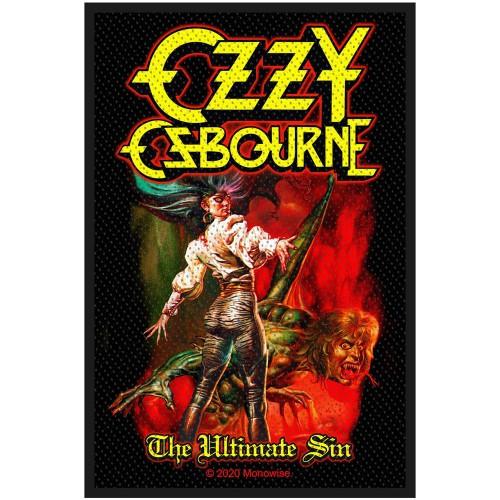 Patch Ozzy Osbourne The Ultimate Sin