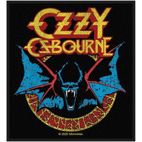 Patch Ozzy Osbourne Bat