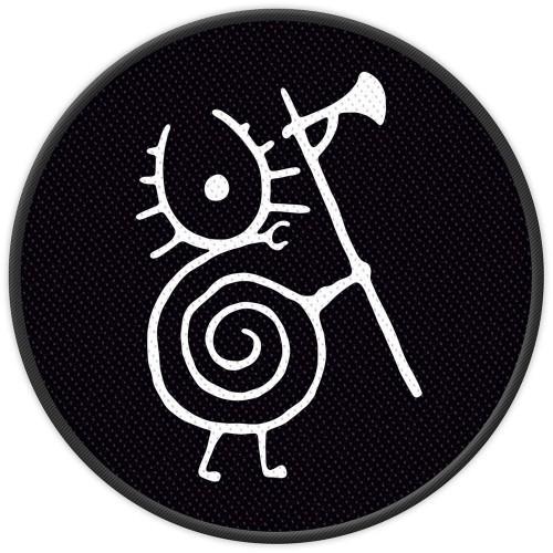 Patch Heilung Warrior Snail