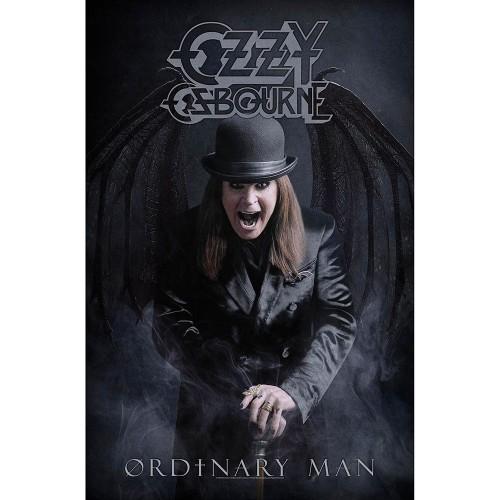 Poster Textil Ozzy Osbourne Ordinary Man