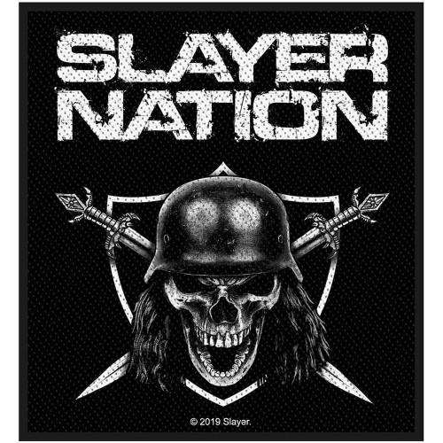 Patch Slayer Slayer Nation