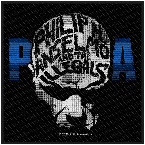 Patch Philip H. Anselmo & The Illegals Face