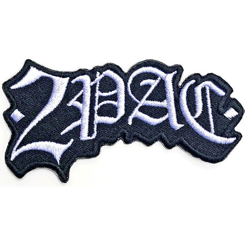 Patch Tupac Gothic Arch