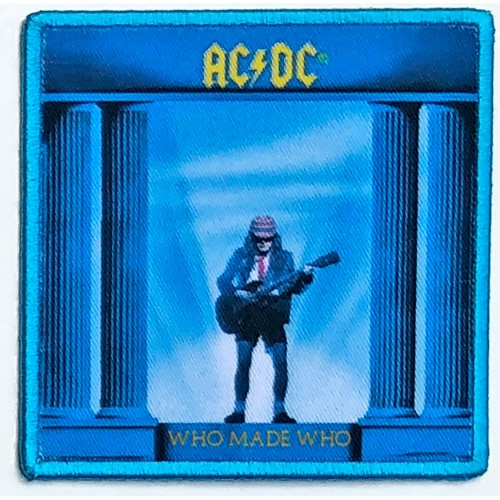 Patch AC/DC Who Made Who