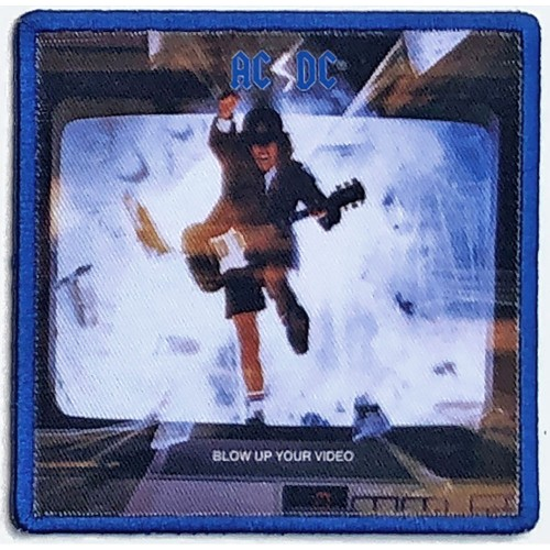 Patch AC/DC Blow Up Your Video