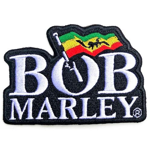 Patch Bob Marley Logo