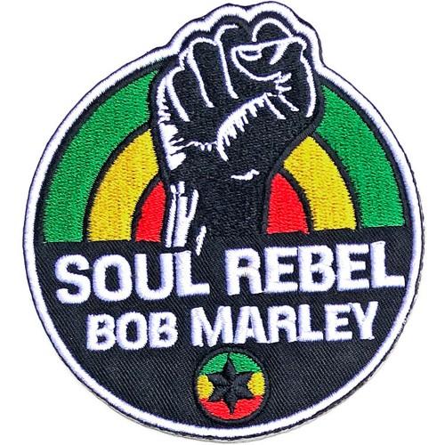 Patch Bob Marley Soul Rebel