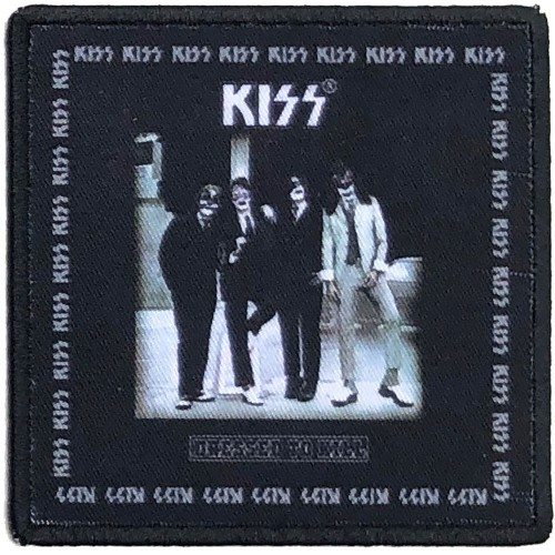 Patch KISS Dressed To Kill