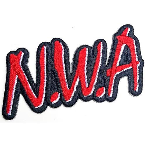 Patch N.W.A Cut-Out Logo