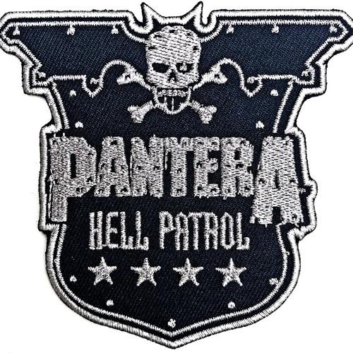 Patch Pantera Hell Petrol