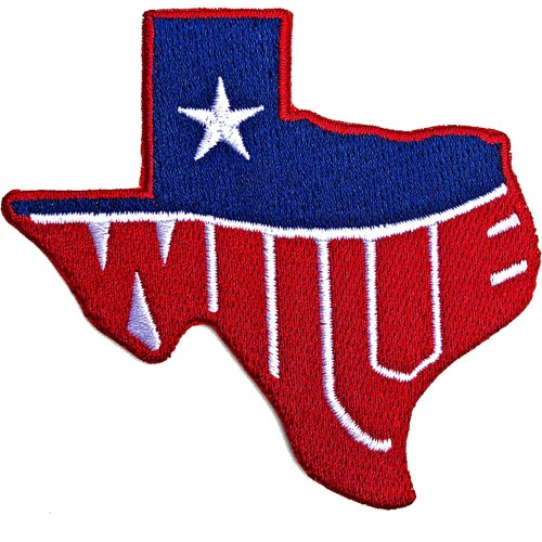 Patch Willie Nelson Texas