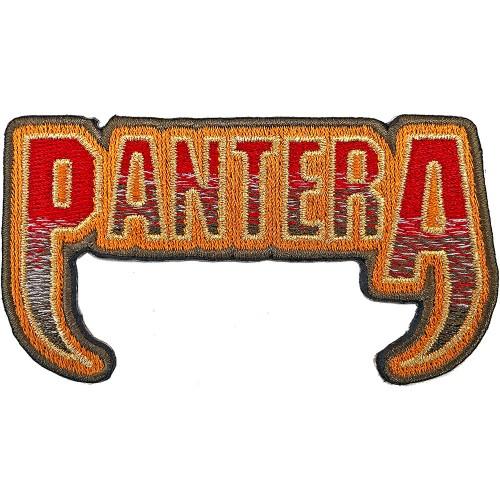 Patch Pantera Fangs Logo