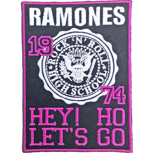 Patch Ramones High School