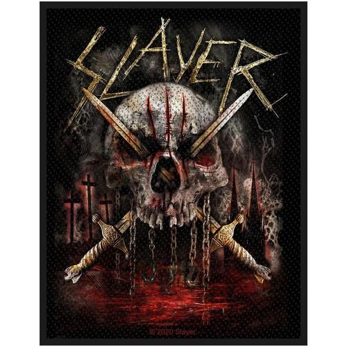 Patch Slayer Skull & Swords