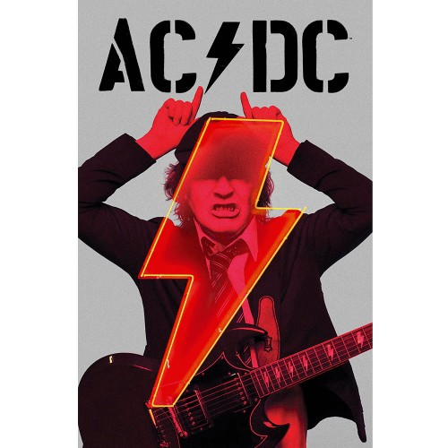 Poster Textil AC/DC PWR-UP Angus