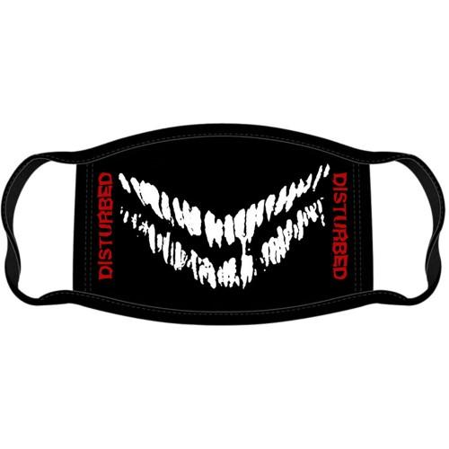 Mască Textilă Disturbed Mouth