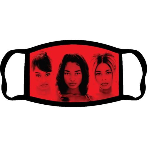 Mască Textilă TLC Red