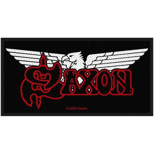 Patch Saxon Logo/Eagle