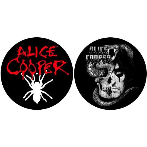 Set Slipmaturi Alice Cooper Spider/Skull