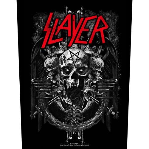 Back Patch Slayer Demonic