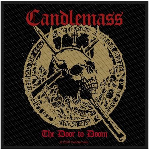 Patch Candlemass The Door to Doom