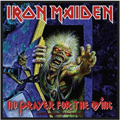 Patch Iron Maiden No Prayer For the Dying